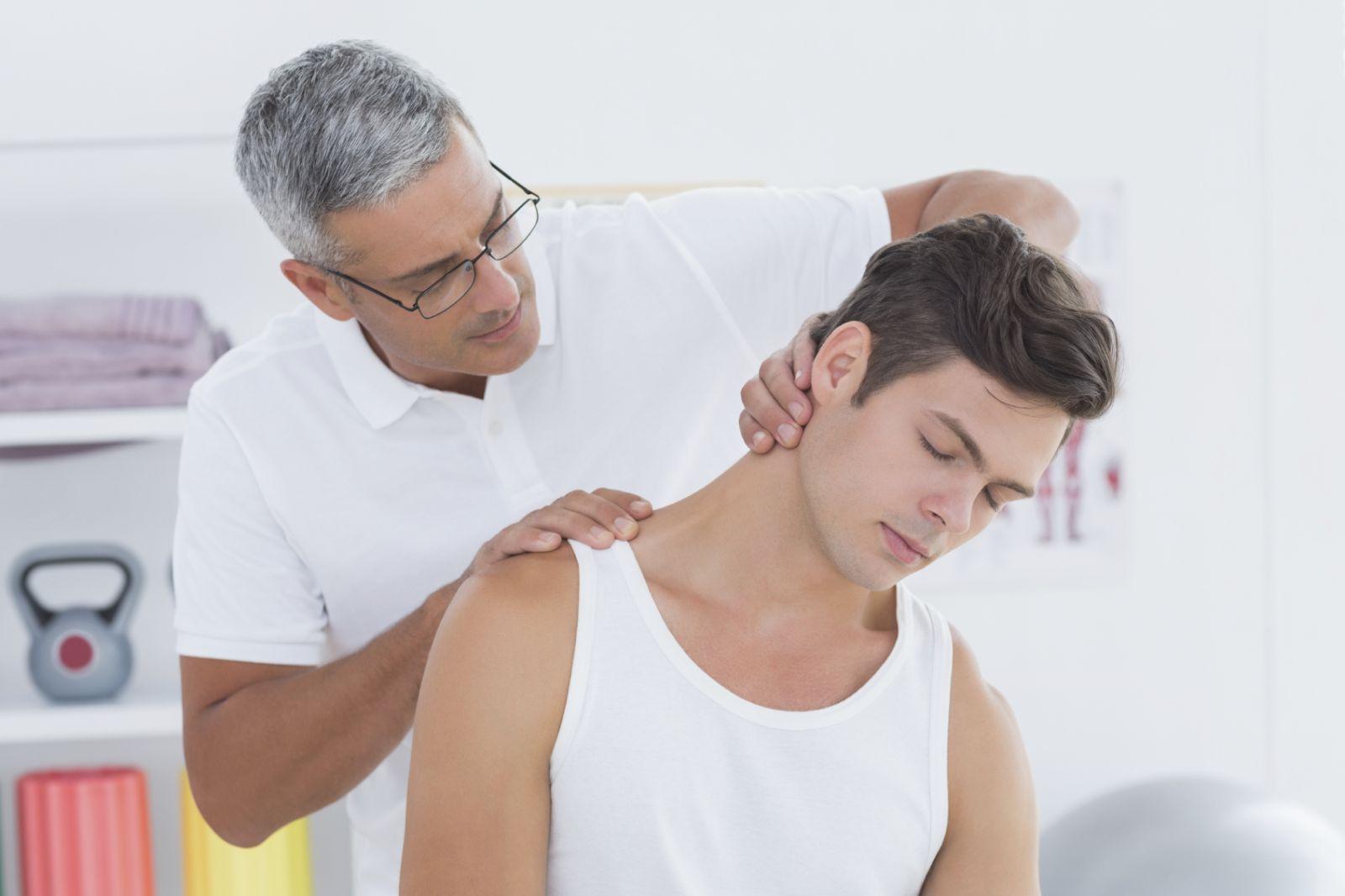Chiropractor - Adjustment - therapist