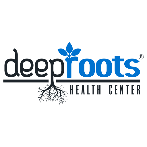 Deep Roots Chiropractic and Health Center logo